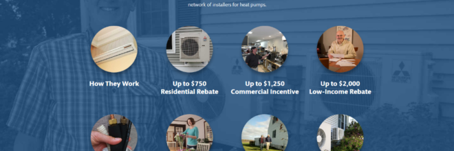 Want to learn more about Ductless Heat Pumps?