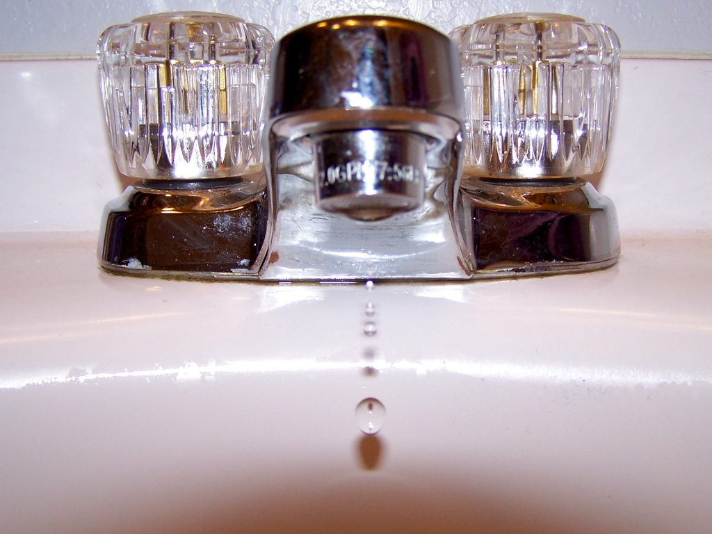 Repair All Leaky Faucets