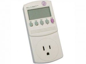 Borrow an Electricity Monitor