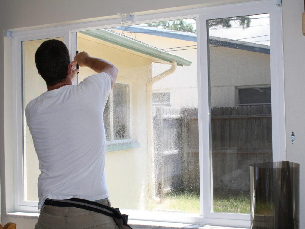 Install Window Films