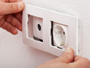 Seal Receptacles and Switch Boxes with Foam Gaskets