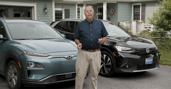 """Efficiency Maine Debuts Electric Vehicle Educational Video Campaign, EV """"How To"""" Guidebook, and Newly Redesigned EV Web Resources"""