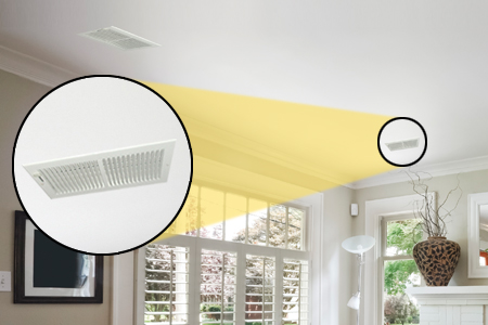 Ductless Heat Pump Mini Ducts