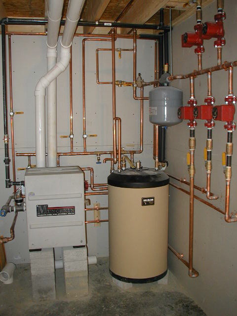 High Efficiency Boilers Furnaces Heating Systems