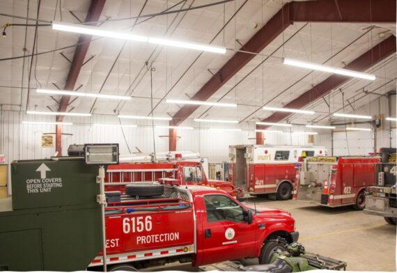 Sixty Municipalities Use Funding from Efficiency Maine and The Nature Conservancy to Upgrade Lighting and Heating Systems