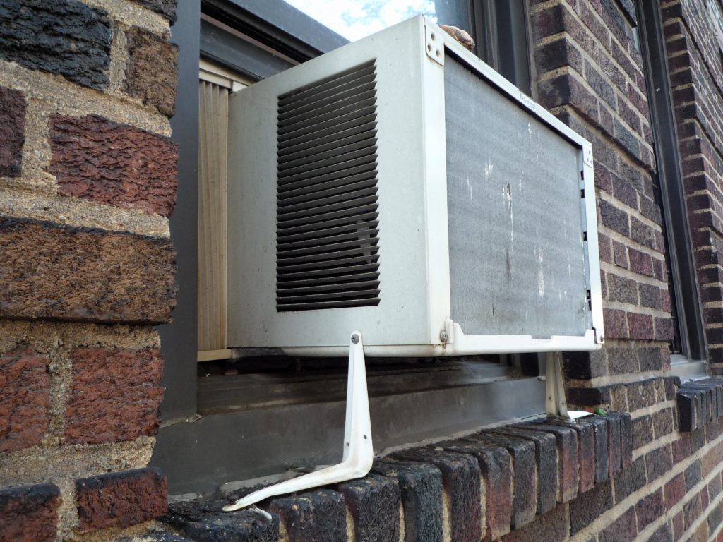 Relocate Air Conditioner