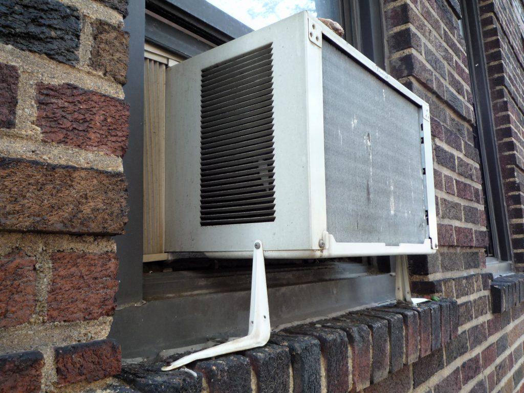 Relocate Air Conditioner