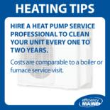 Heat Pump Cleaning Tip
