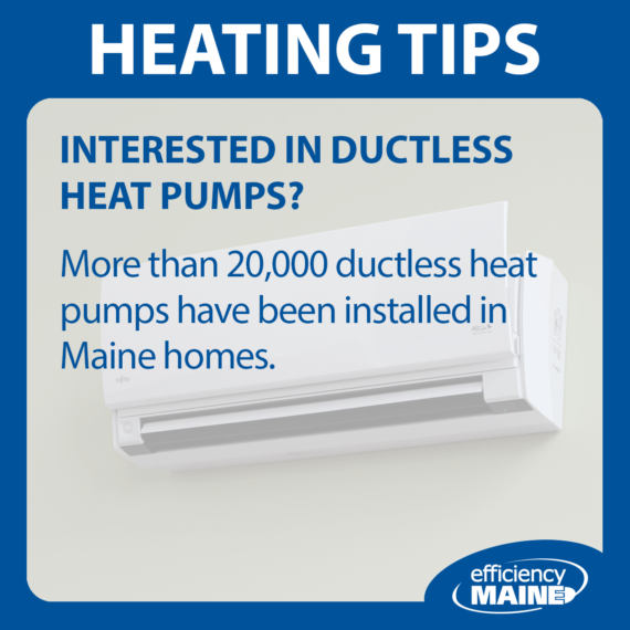 Interested in heat pumps?