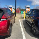 Maine's Electric Vehicle Fast-Charging Network Expands to the North and East