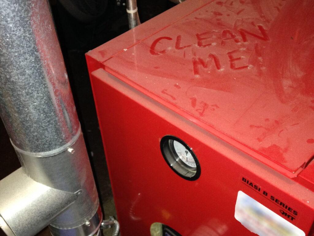 Clean Boilers & Furnaces