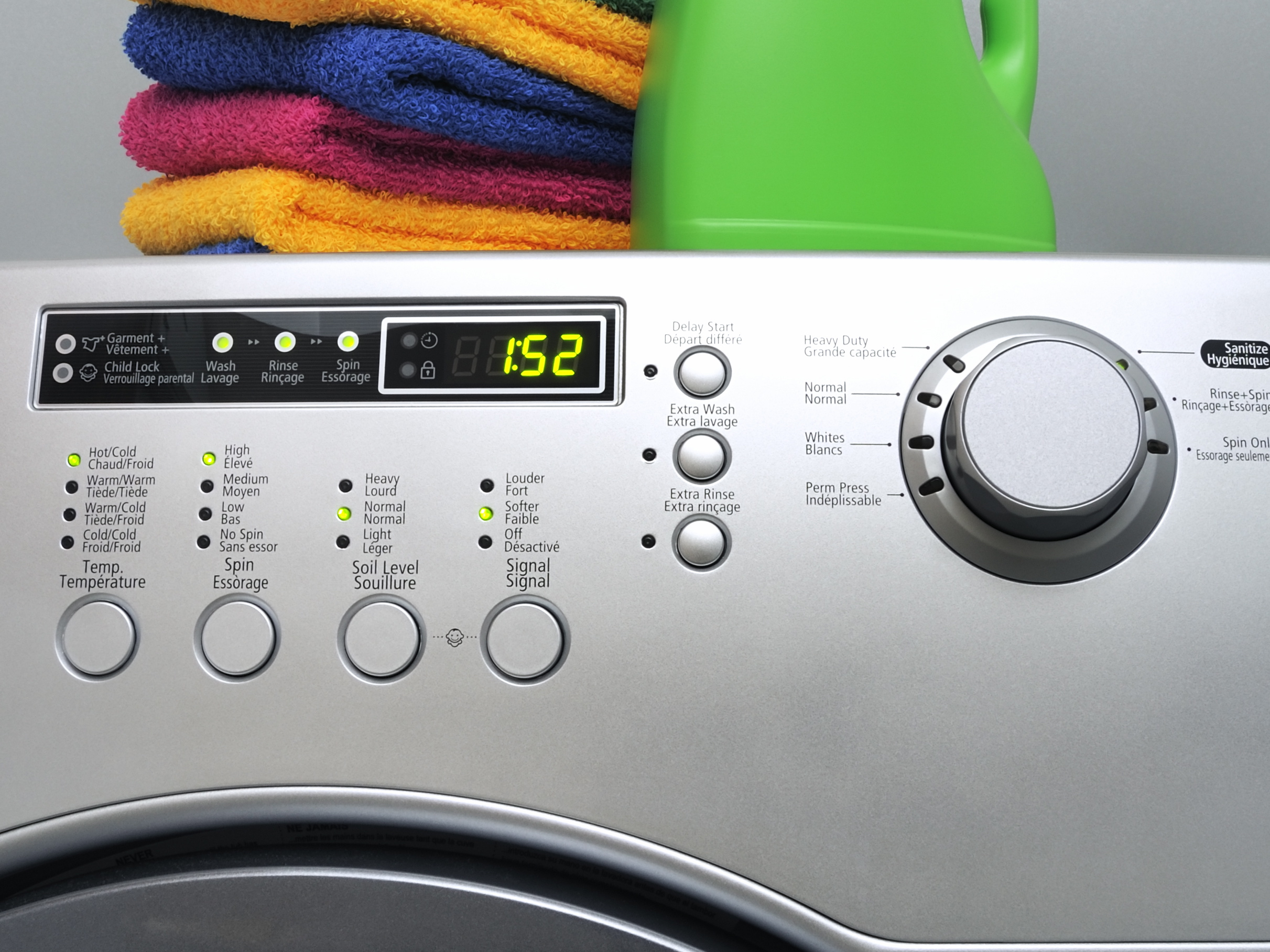 Clothes Washers & Dryers